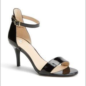 Nordstrom BP Patent Luminate Black Heels